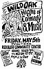 """Wild Oak Night of Comedy & Music '95"""