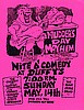 """Mudder's Day Comedy"""