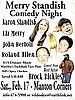 Merry Standish Comedy Night
