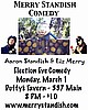 Election Eve Comedy 2004
